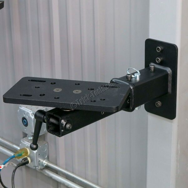 Swiveling Universal Mounting Plate with Wall Vertical Receiver Mount $174.90