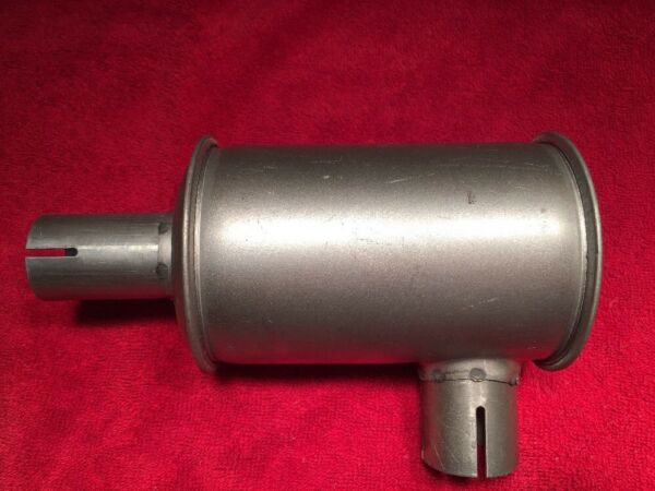 MUFFLER FOR KOHLERTECUMSEH OR BRIGGS AND STRATTON Inlet amp; outlet are reversible $32.99