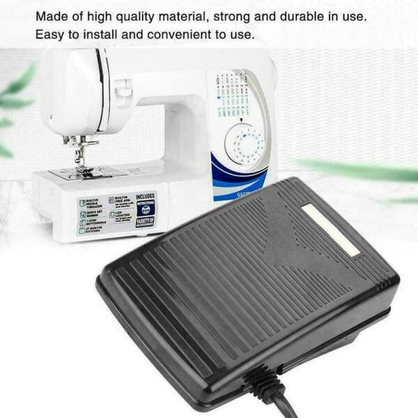 NEW High Quality Replacement Foot Controller Pedal SALE HOT Sewing Machine S2J4 C $16.69
