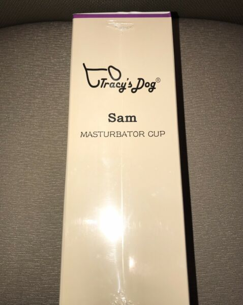 Tracys dog male Masterbation Pocket Puss Tracy's Dog Lube Ships Priority $35.00