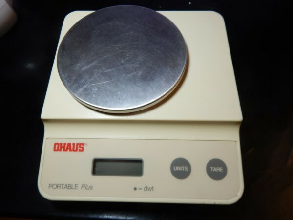 Ohaus Portable Plus Electronic Scale Free Shipping