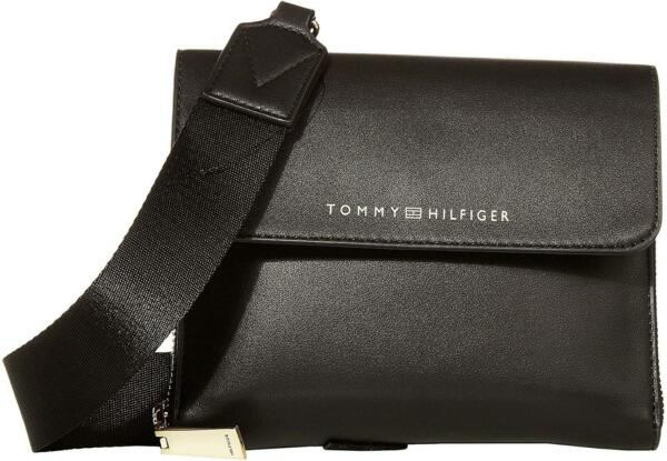 Tommy Hilfiger Ines Smooth Crossbody Tommy Red One Size $27.00