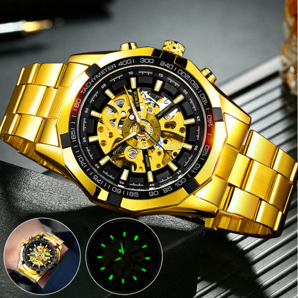 Waterproof Bluetooth Smart Watch Phone Mate Heart Rate Tracker For iOS Android $22.97