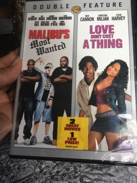 Malibu#x27;s Most Wanted Love Don#x27;t Cost a Thing DVD Anthony Anderson NEW $12.95