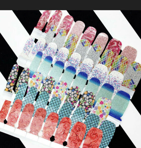 2 Package For $15 COLOR STREET FALL 2020 SETS NAIL POLISH STRIPS 2 PACK FOR $15 $15.00