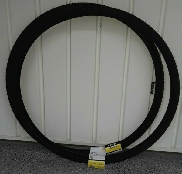 27quot; x 1 1 4quot; bicycle TIRES and TUBES 1 PAIR NEW SCHWINN PEUGEOT ROSS etc $35.00