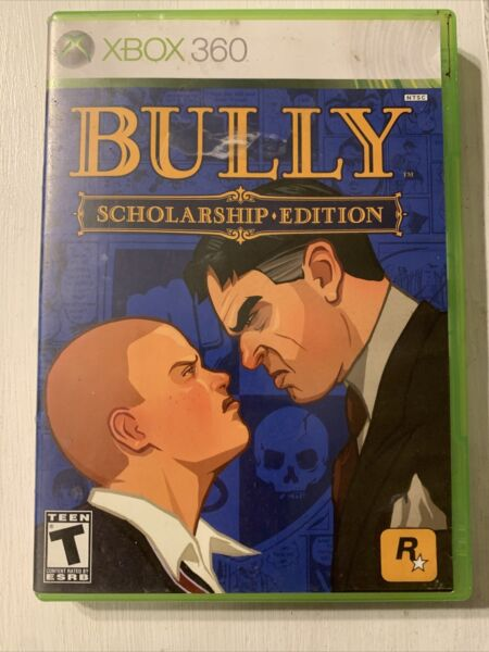 Bully Scholarship Edition Xbox 360 COMPLETE $12.00
