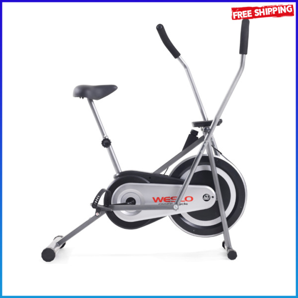 Exercise Fitness Bike Indoor Stationary Bicycle Cardio Workout Trainer Cycle Gym $119.99