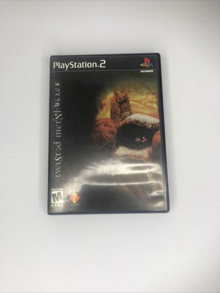 Twisted Metal: Black Greatest Hits PlayStation 2 V1