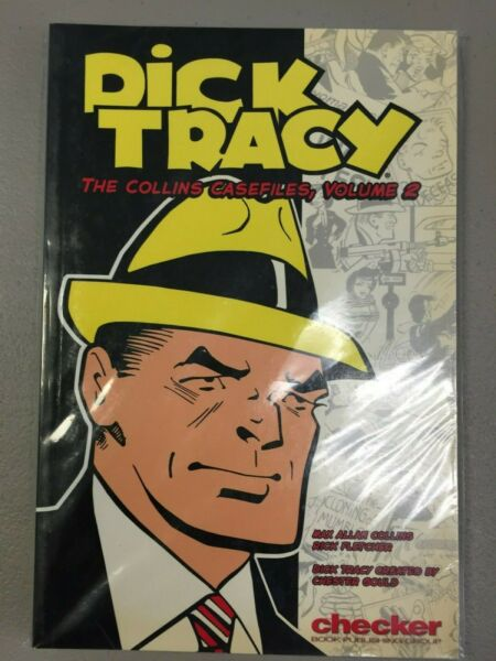 Dick Tracy The Collins Casefiles TPB Volume 2 2004 Max Allan Collins VF