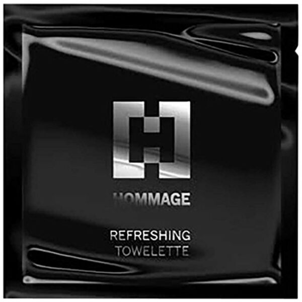 Hommage Skincare Refreshing Towelette Lightly Scented for Travel $9.99