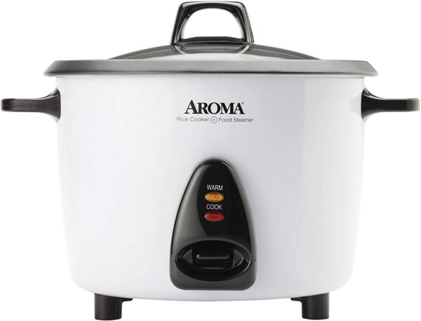 Aroma Rice Cooker amp; Food Steamer 20 Cup ARC 360 NGP