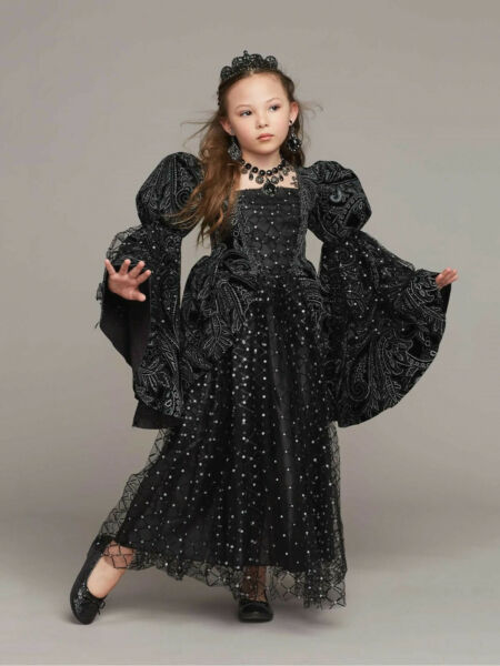 Wicked Princess Evil Queen Gown Costume Size 8 M $24.99