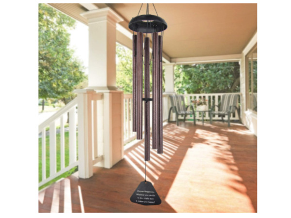 Sympathy Wind Chimes Outdoor Large Deep Tone36quot; Large Wind Chimes Outdoor Tuned $47.99