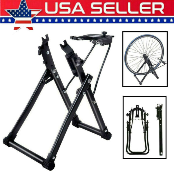 Bike Wheel Truing Stand Bicycle Wheel Maintenance Fits 16quot; 29quot; 700C Wheels US $34.19