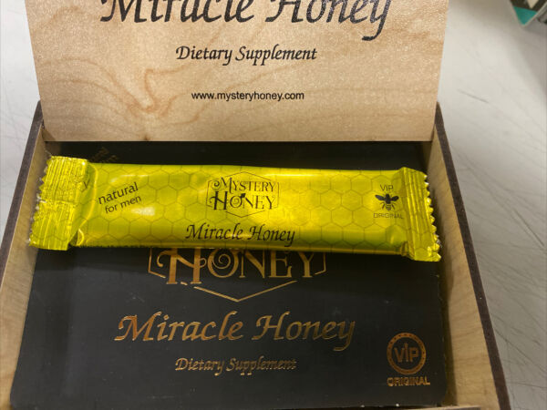 Mystery Honey Natural For Him One Packet Not A Box Single Pack original $12.99