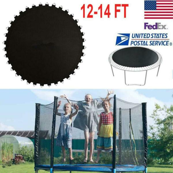 Round Waterproof Replacement Trampoline Jump Mat Fits 12 14#x27; Frame 72 80 Rings $72.00