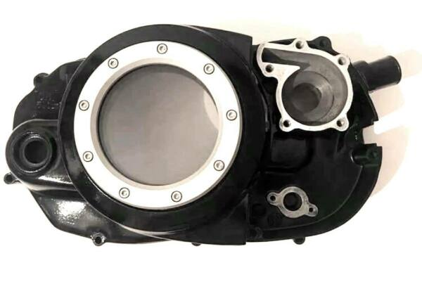 Yamaha RZ350 and Banshee Clutch Cover Window Silver $139.95