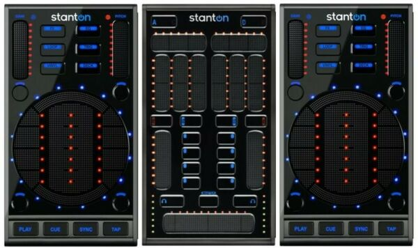 Stanton SCS 3 System DJ Setup DaScratch amp; Mixer Used Great Condition $150.00