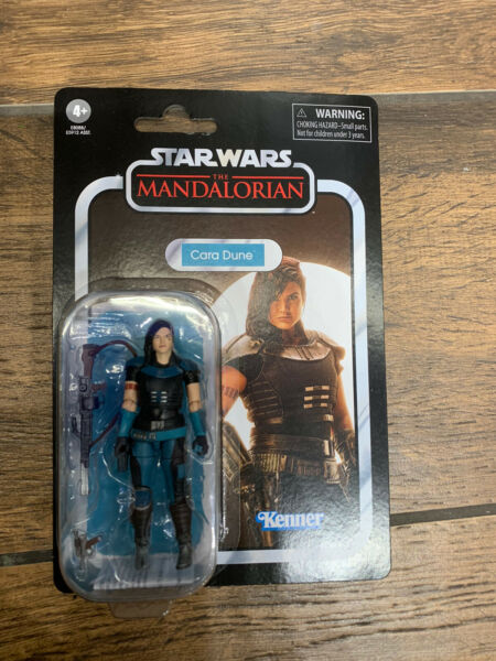 Star Wars Vintage Collection The Mandalorian Cara Dune VC164 by Kenner $26.90