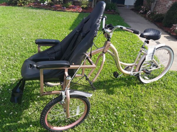 Chair Bike for special need children and adults $0.99