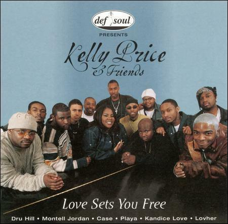 Love Sets You Free Single by Kelly Price CD Apr 2000 New and Factory Sealed $4.69