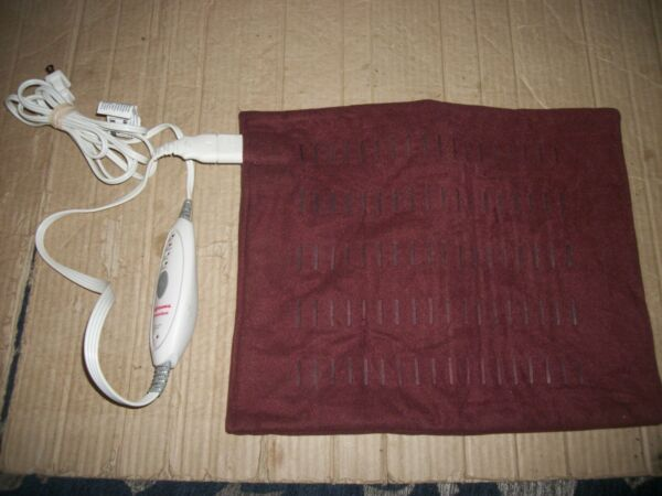 Walgreens Express Heat Heating Pad 4 Heat Settings $16.99