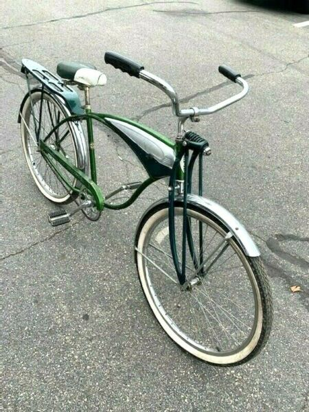 1960 Vintage Mens Schwinn Bike Excellent Condition $800.00
