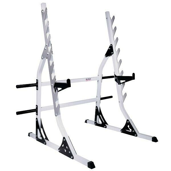 Squat Rack by Deltech Fitness Made in USA $499.00