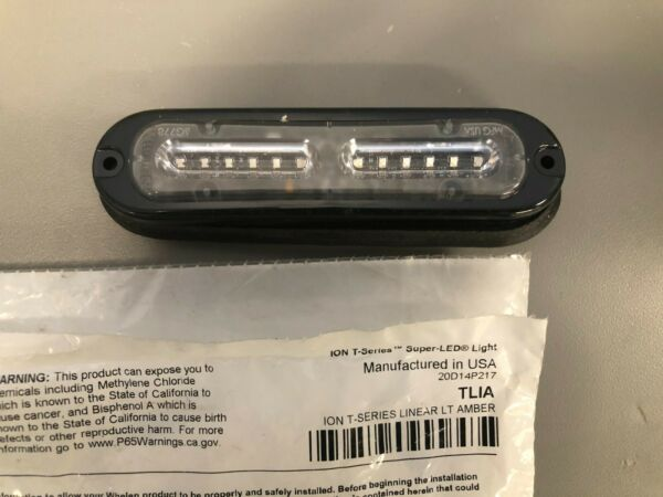 Whelen ION T Series Super LED Light TLIA