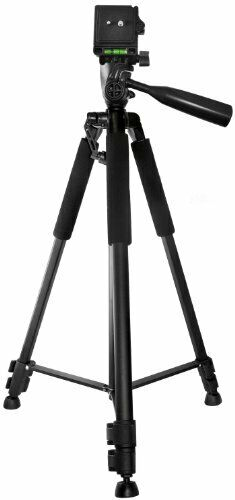 60quot; Inch Pro Series Camera Video Tripod for DSLR Cameras Camcorders