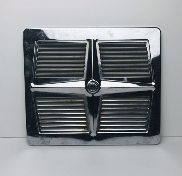 Car Grill Grate Air Conditioner Grate Refrigerator Cover HVAC Grate Stainless