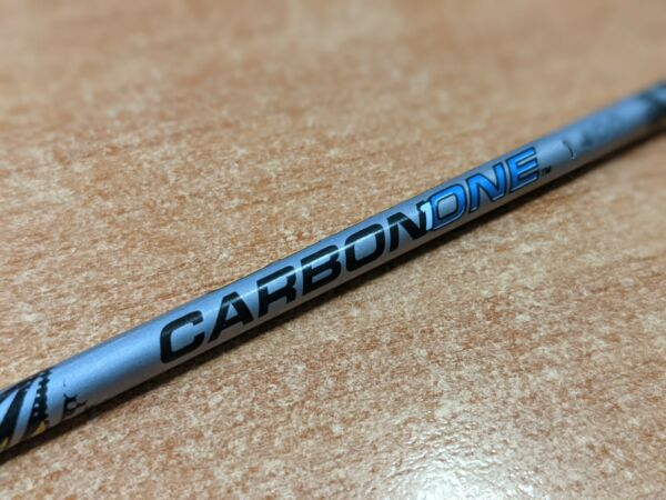 New Easton Carbon One Arrow Shaft 1150 500 Spine Uncut Full Length $8.35