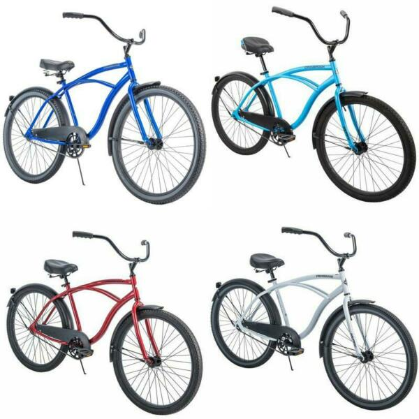 CRUISER BICYCLE Commuter 26 inch Men City Beach Bike Comfort Seat Speed 5 Color $127.99