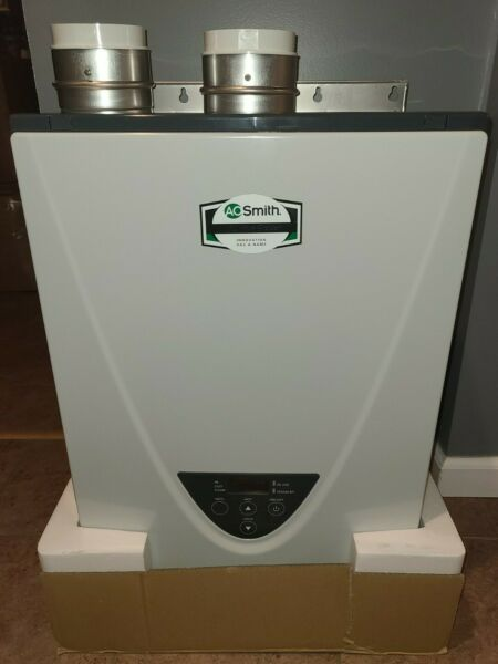 Brand New A.O. Smith AT H3S DV N Natural Gas Indoor Tankless Water Heater $850.00