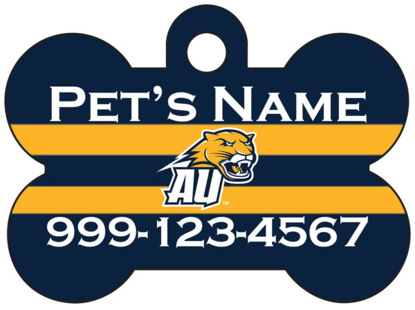Averett University Pet Id Dog Tag Personalized for Your Pet $13.97