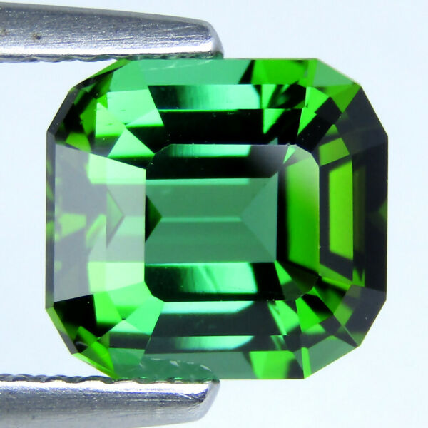 2.65CTS EXQUISITE CUSTOM CUSHION NATURAL GREEN TOURMALINE LOOSE GEMSTONE quot;VIDEOquot; $199.99