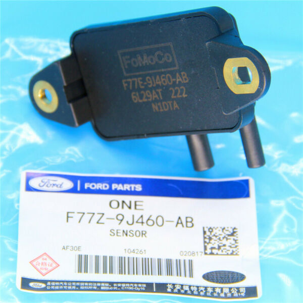 Pressure Feedback EGR dpfe Sensor F77Z9J460 AB for Ford Mercury Lincoln Mazda $19.99