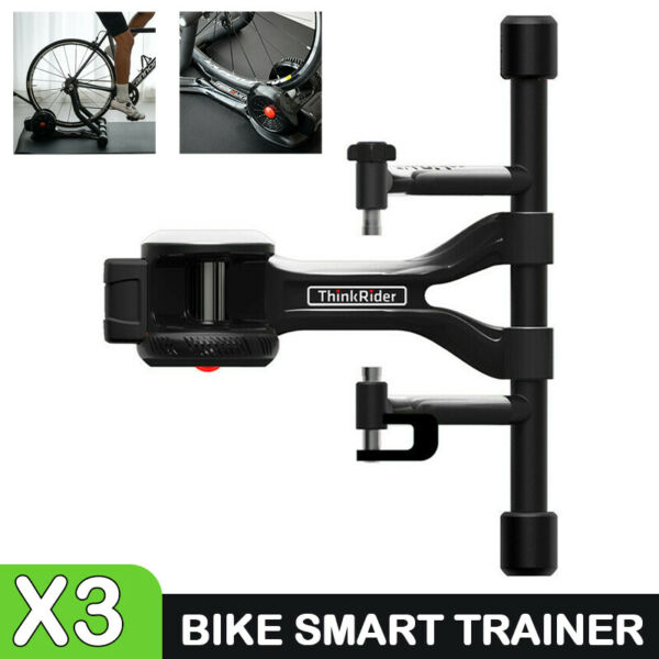Thinkrider x3 Pro Indoor Road Bicycle Smart Bike Trainer Cycling Built in Power $255.99
