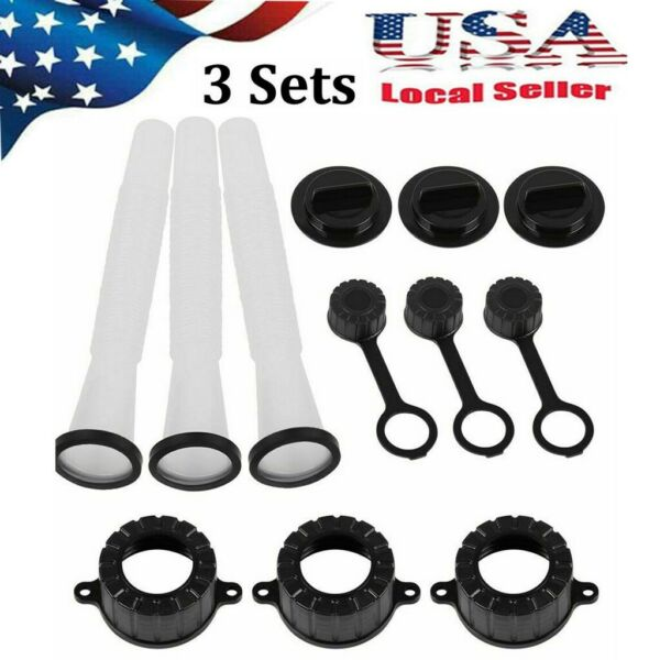 3PCS Replacement Spout amp; Parts for Kolpin for Gott Can Fuel Gas Parts Container