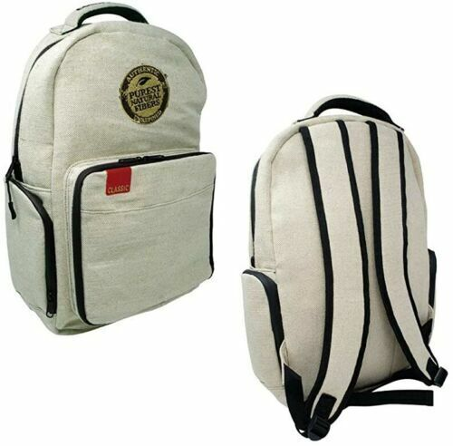 RAW Burlap 6 Layer Smell Resistant Low Key Backpack