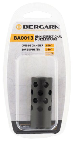 Bergara Rifles Omni Brake #3 30 Cal Steel