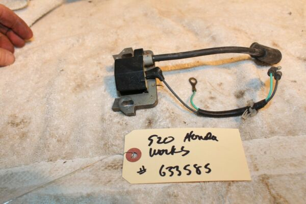 Honda HS520 Snowblower IGNITION COIL 30500 ZL8 014
