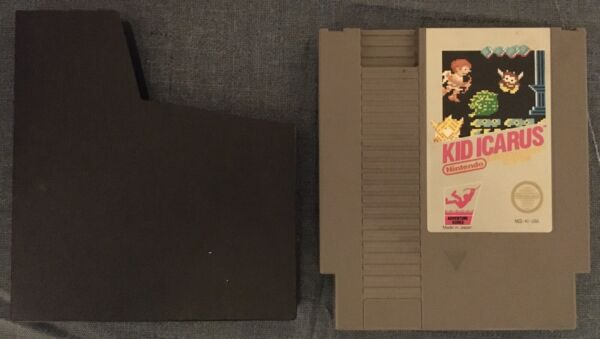 Kid Icarus NES Tested and Working