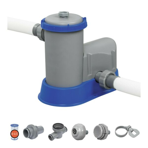 Flowclear 1500 GPH Above Ground Pool Filter Pump $100.00