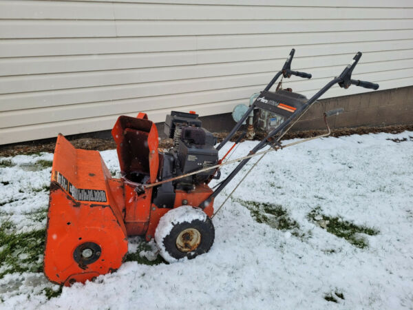 Ariens Snow Blower thrower ST504 5 HP 2 stage 24quot; clearance
