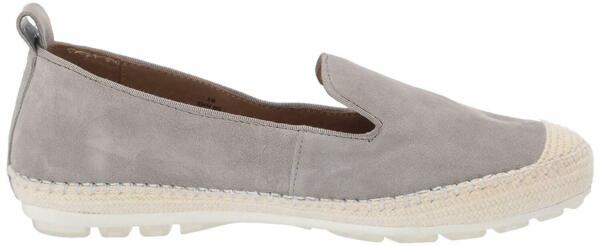 Blondo Womens Bella Suede Closed Toe Slide Flats