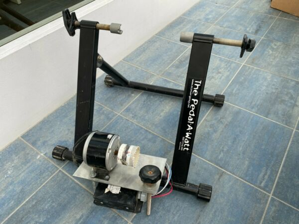Pedal A Watt Stationary Bike Stand amp; Power Generator $100.00
