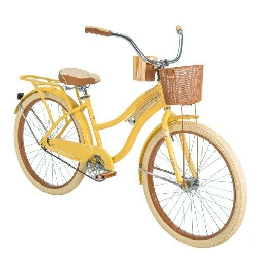 Huffy 56598 26quot; Nel Lusso Classic Cruiser Bike with Perfect Fit Frame Women#x27;s $148.00