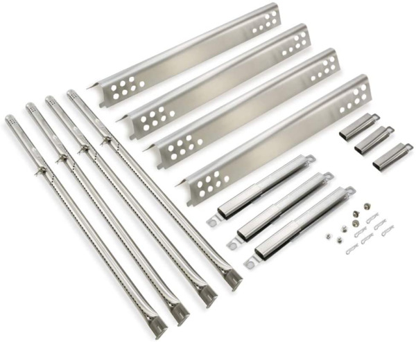 Uniflasy Grill Parts Kit for Charbroil Performance 475 4 Burner 463673517 4636